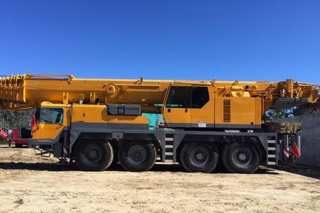 Liebherr Cranes 70 Ton