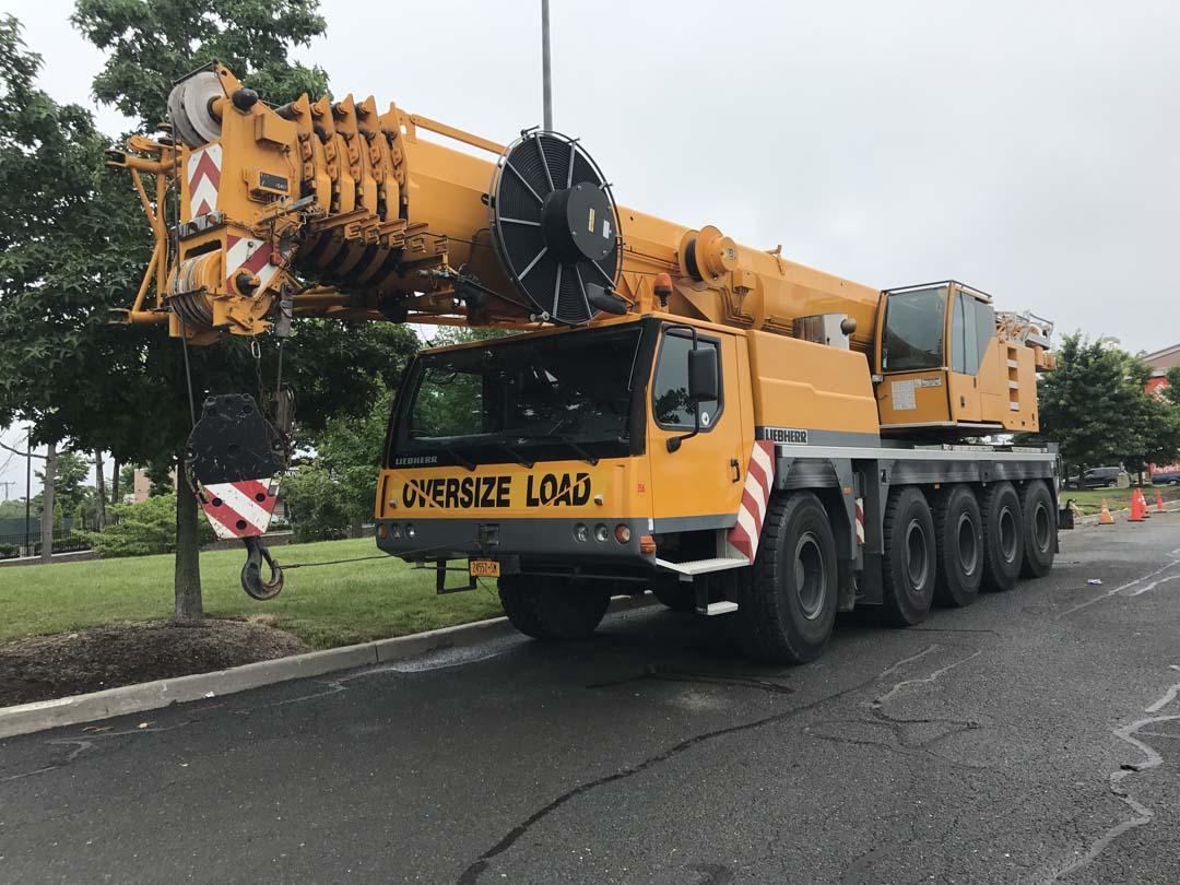 Liebherr Cranes 115 Ton