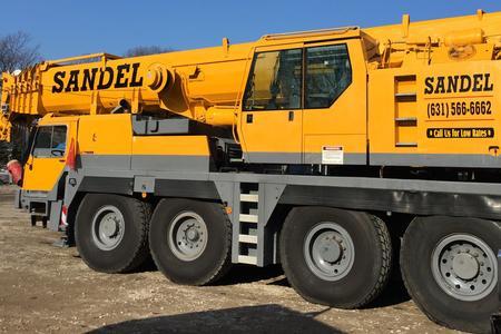 Liebherr Cranes 110 Ton
